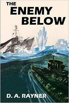 The Enemy Below (HMS Hecate) (Volume 2)