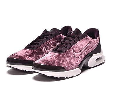 a603d8b436 Nike WMNS Air Max Jewell PRM Damen Gymnastikschuhe, Violett - Purple Black  White 602 -