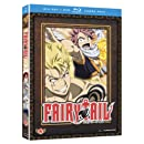 Fairy Tail: Part 4 (Blu-ray/DVD Combo)