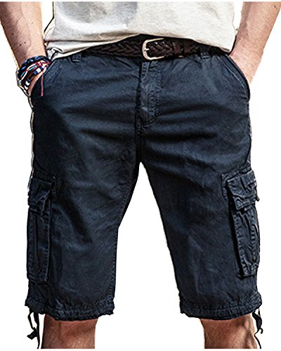 c1680d1faa7 Jual TRENSOM Men s Casual Loose Fit Cargo Shorts