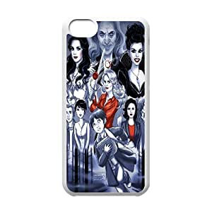 [H-DIY CASE] For Iphone 5c -TV Show Once Upon a Time-CASE-8