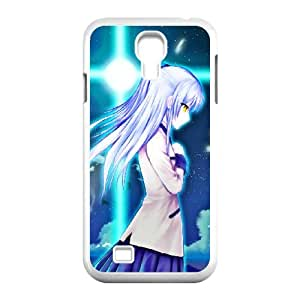 DIY Printed Angel Beats cover case For Samsung Galaxy S4 I9500 BM8599695