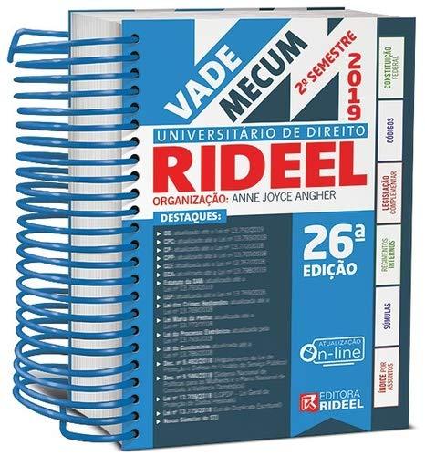 Lançamento Especificações Melhor: Vade Mecum Universitário Direito Rideel, Vale A Pena