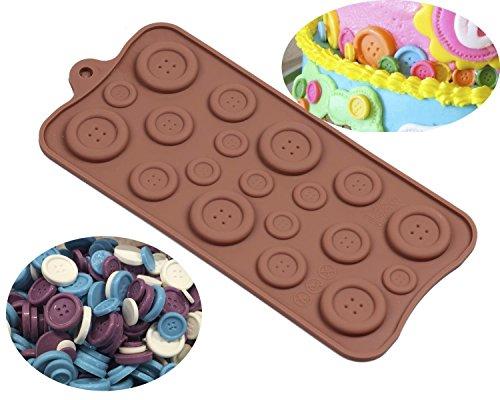 Silicone Chocolate Fondant Decorating Fastener
