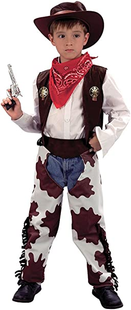 California Costumes Niño salvaje oeste rodeo cowboy Sheriff ...