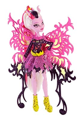 Monster High Freaky Fusion Bonita Femur Doll