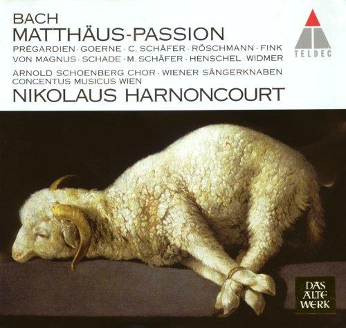 Bach, JS : St Matthew Passion ...