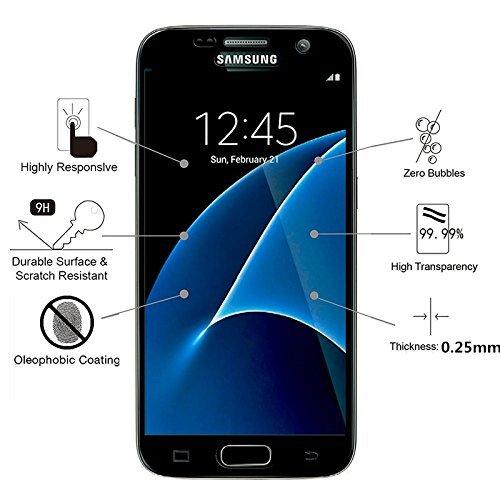Black - [2 Pack] Samsung Galaxy