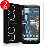 Google Pixel 2 XL Screen Protector, G-Color Pixel 2 XL Wet Applied TPU