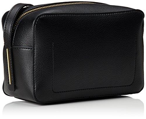 Sacs H Klein Calvin Black femme Jeans Camera B bandoulière cm x 5x15x22 Bag Frame Noir T 1X66wqd