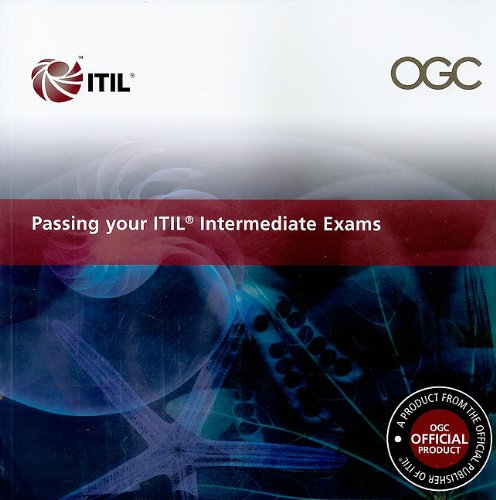 Passing your ITIL Intermediate Exams