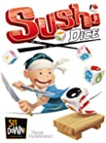 Distribution Dude Sushi Dice Game Board Game