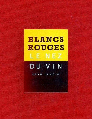 Le Nez du vin Duo : Les vins blancs et vins rouges, avec 24 arômes