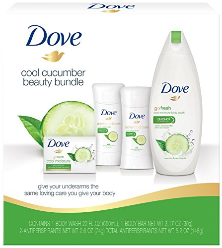 Dove Beauty Bundle Cool Cucumber