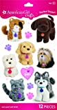 American Girl Crafts Stacked Stickers, My American Girl Pets