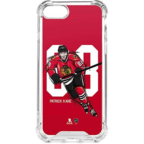 Skinit NHL Chicago Blackhawks iPhone 7 LeNu Case - Patrick Kane #88 Action Sketch Design - Premium Vinyl Decal Phone Cover