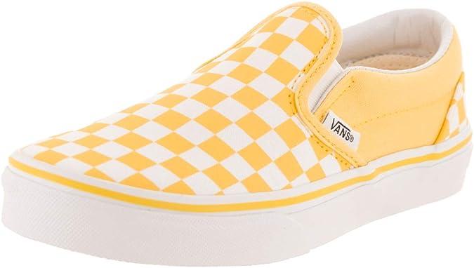 Vans Girl's Classic Slip On Skate Shoes