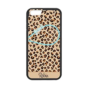 iPhone 6 Protective Case -Best Friends Hardshell Cell Phone Cover Case for New iPhone 6 by mcsharks
