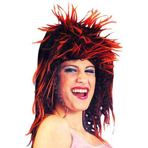 Adult Female 80s Rocker Wig