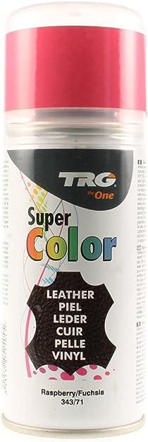 TRG The One - Tinte en Spray para calzado de Piel y Piel Sintética