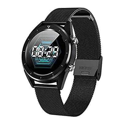 pomelogreem Sleep Monitor pedometer Sports smart bracelet ECG blood pressure monitoring watch Activity Trackers Sports Watch Pedometer Estimated Price £38.07 -