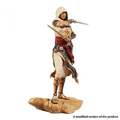 Huangyingui Assassin's Creed Origins Aya, 27cm Figure: Toys & Games
