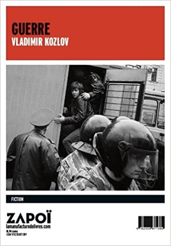 Guerre de Vladimir Kozlov 2016