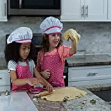Gift for 3-8 Year Old Girl, KITY Chef Set for Girls