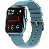 LIGE Smart Watch Fitness Tracker, Full Touch Color Screen Smart Bracelet IP67 Waterproof Heart…