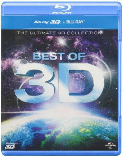 Best of 3D [Blu-ray] -  IMPORTS