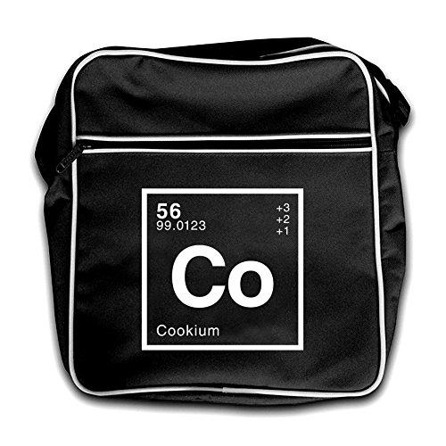 Bag Red Flight Element Cook Dressdown Retro Periodic Black WHXRYBq