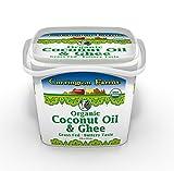Carrington Farms Coconut Oil Carrington Farms Organic Coconut Oil and Ghee, 12 Ounce