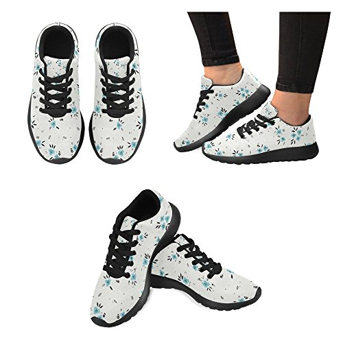 Cute US Garden Casual The InterestPrint Pattern With Shoes Athletic Running Women's Sneakers Children Lightweight Print 15 In 6 On Size a7xwdxn
