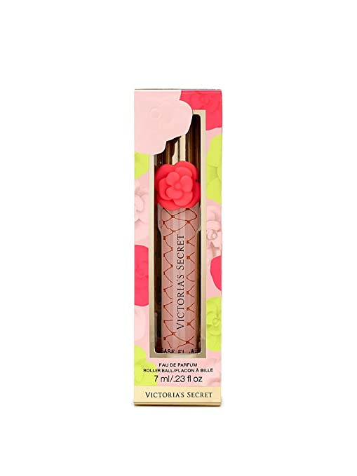 f1463c28408 Buy Victoria s Secret Tease Flower Eau de Parfum Perfume Travel Rollerball  0.23 Ounce Online at Low Prices in India - Amazon.in