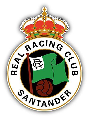 Real Racing Santander FC Spain Soccer Football Art Decor Vinyl Sticker 4 ...