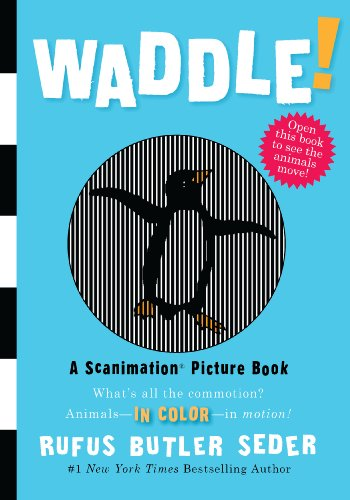 waddle-a-scanimation-picture-book