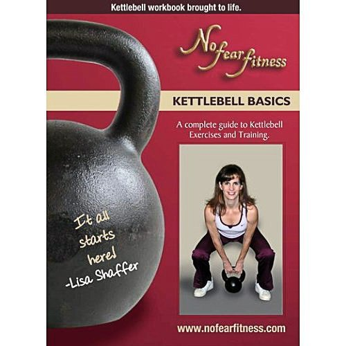 Ader Premier Kettlebell Set w/ DVD (5, 15, 25, 35, 45, 55 Lbs) by Ader Sporting Goods (Image #8)