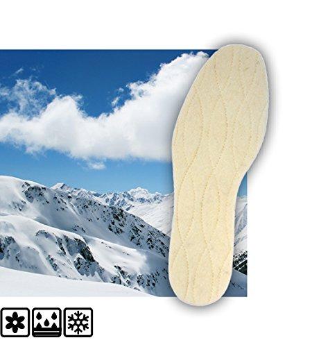l'inverno Snow per lana Batz Comfort Solette BawxqwzXfp