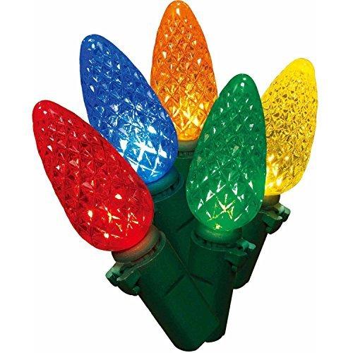Ge C6 Led Christmas Lights in US - 2