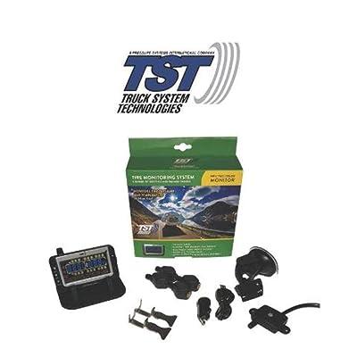 Tst 507 Series 4 Flow Thru Sensor Tpms System with Color Display: Automotive