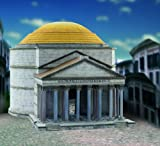 Aue Verlag Schreiber-Bogen Card Modelling Pantheon Rom