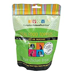 Real Food Topper for Pet, 3.8 ounces