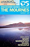 Discoverer Map 29 Mournes (Discoverer Series) (Irish Discoverer Series)