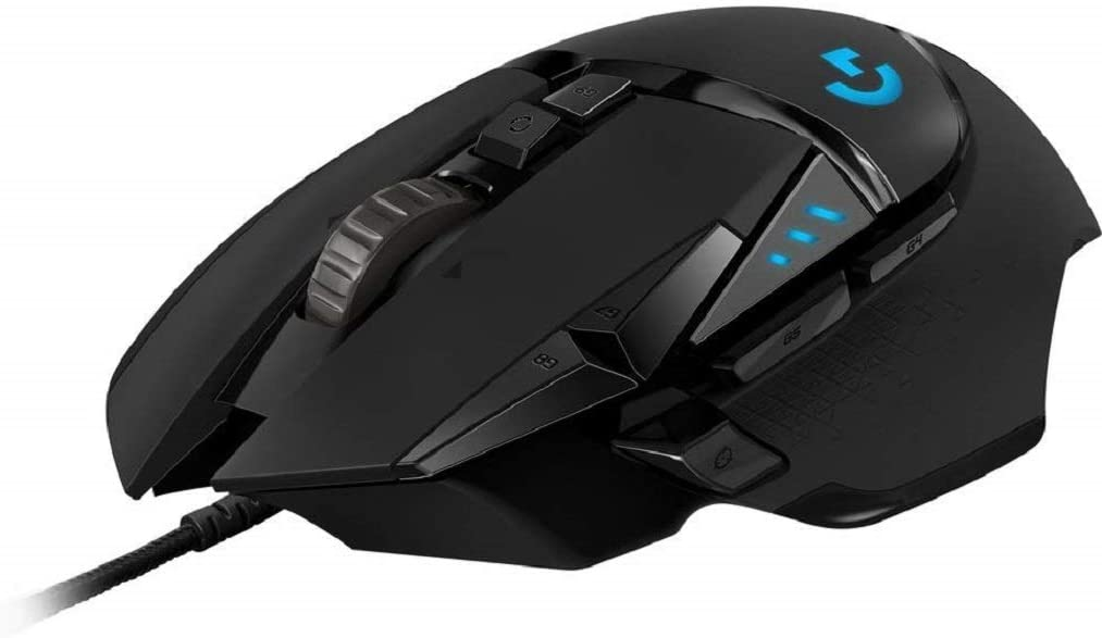 Logitech G502 Hero mouse, half off