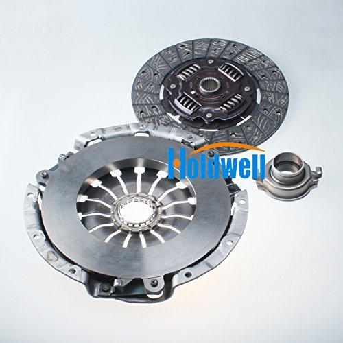 Holdwell Auto Clutch Kit for Mitsubishi Montero Pajero V26 V36 V46 4M40  Engine