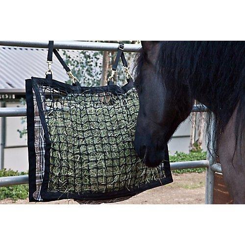 Kensington Slow Feed Hay Bag 4 Flake Red Plaid