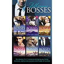 Billionaire Bosses Collection (Mills & Boon e-Book Collections) (Diamonds are Forever)