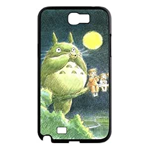 Custom Hard Plastic Back For SamSung Galaxy S3 Case Cover with Totoro
