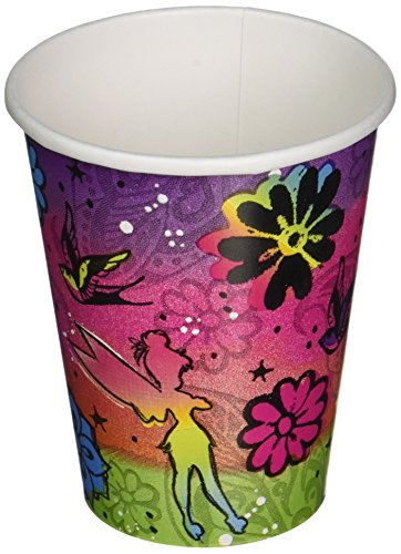 Cups | Disney Tinkerbell Keep Flying Collection | Party Accessory