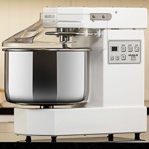Amazon Com Haussler Alpha Spiral Dough Mixer White 9 Quart